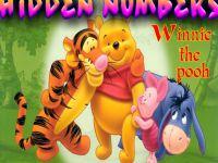 Winnie Pooh Zahlen finden