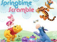 Winnie Pooh Kniffel Spiel